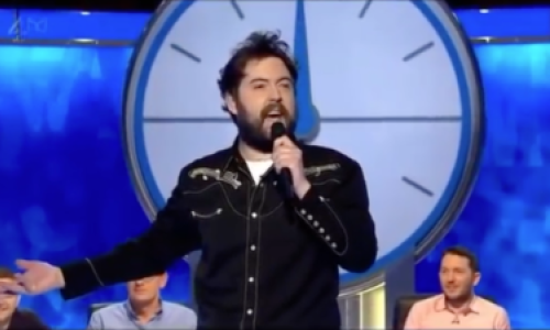 Love ya tonight- 8 out of 10 Cats does Countdown