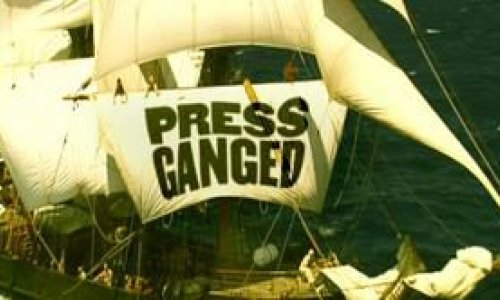 Press ganged – Granada Television