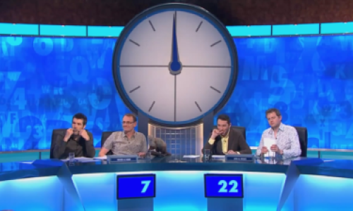 Don't Fall in Love With Me-8 out of 10 cats does Countdown